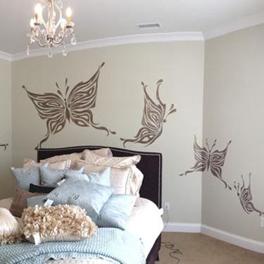 Modern Butterfly Design