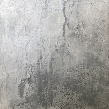 Two Color Metallic Plaster Sample