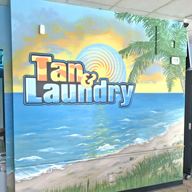 Commercial Murals and Signage Gallery
