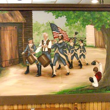 American History Mural
