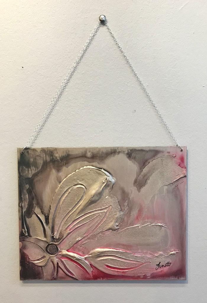 Starfish hanging art