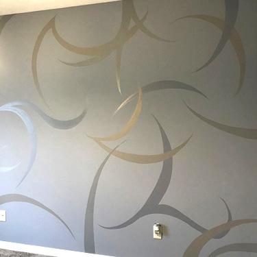 Modern Swirl Design