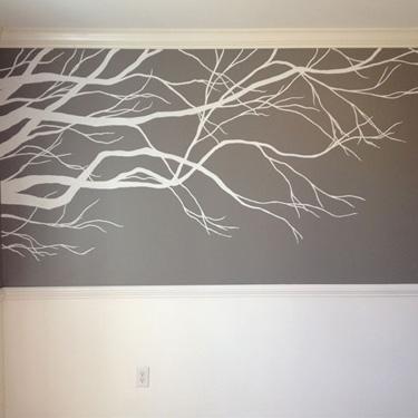 Leafless Tree Branch Design